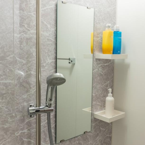 Shower Room(シャワールーム)|Body make gym HEX(へクス)の施設・設備